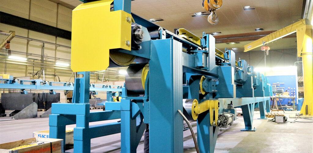 Mekanisk tillverkning Enerco