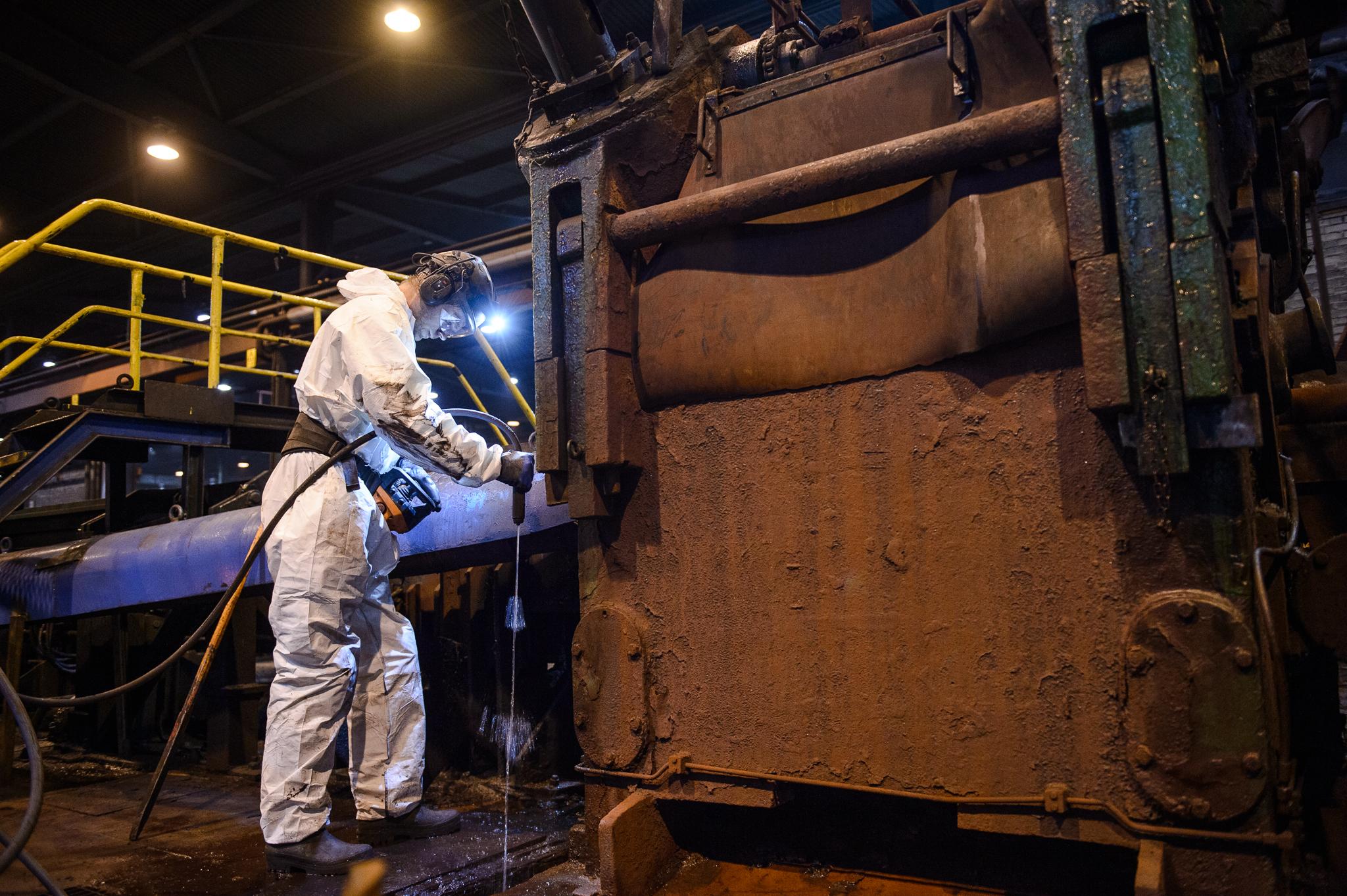 Industrisanering Enerco